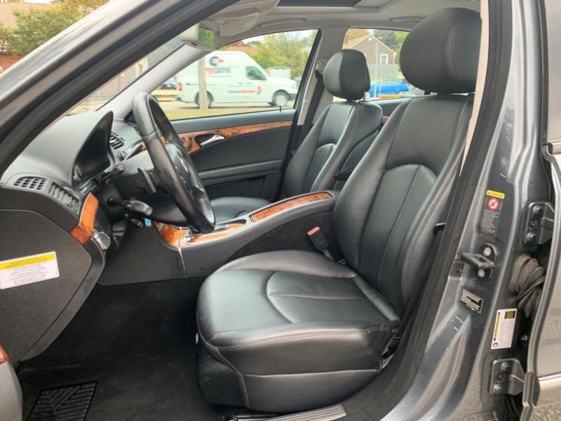 Mercedes-Benz E-Class 2009 price $6,495