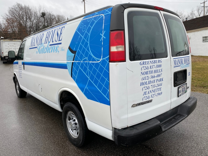Chevrolet Express Cargo Van 2007 price $4,495