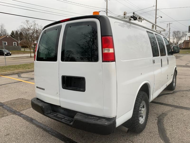 Chevrolet Express Cargo Van 2006 price SOLD