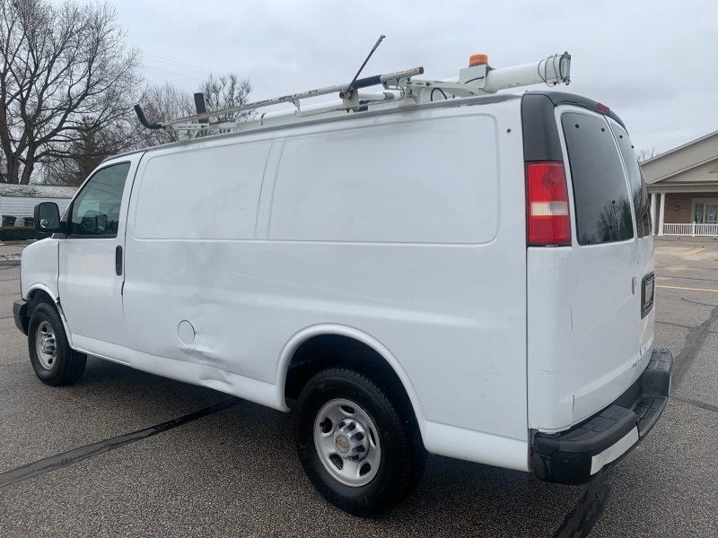 Chevrolet Express Cargo Van 2005 price SOLD