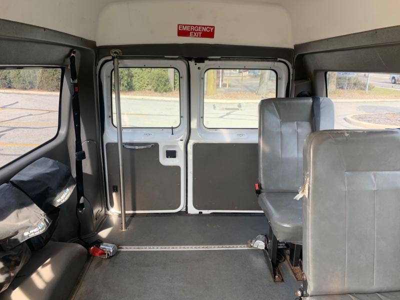 Ford Econoline Cargo Van 2012 price PENDING