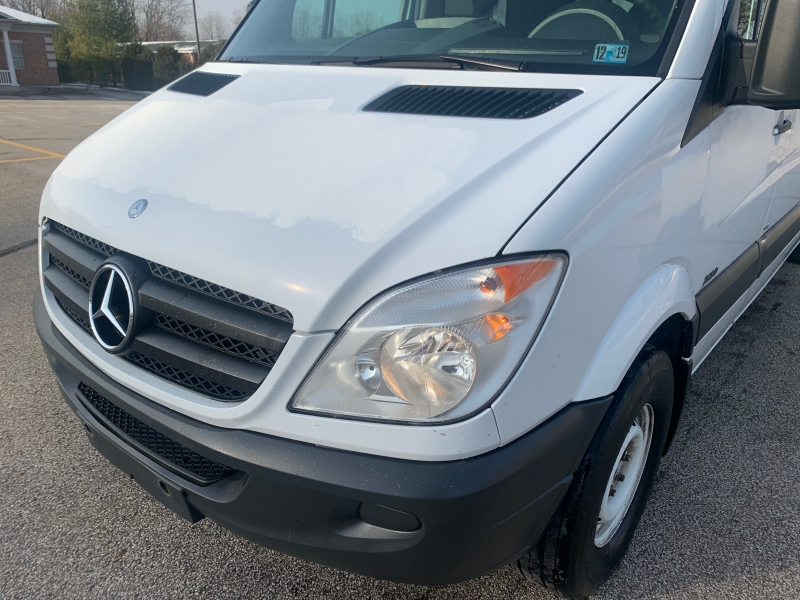 Mercedes-Benz Sprinter 2011 price $9,995