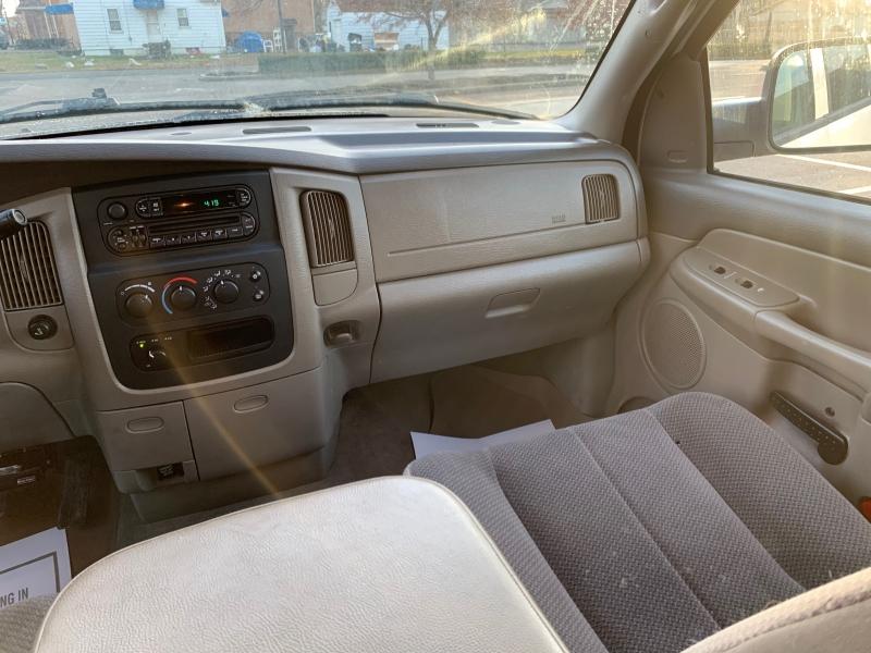 Dodge Ram 3500 2004 price SOLD