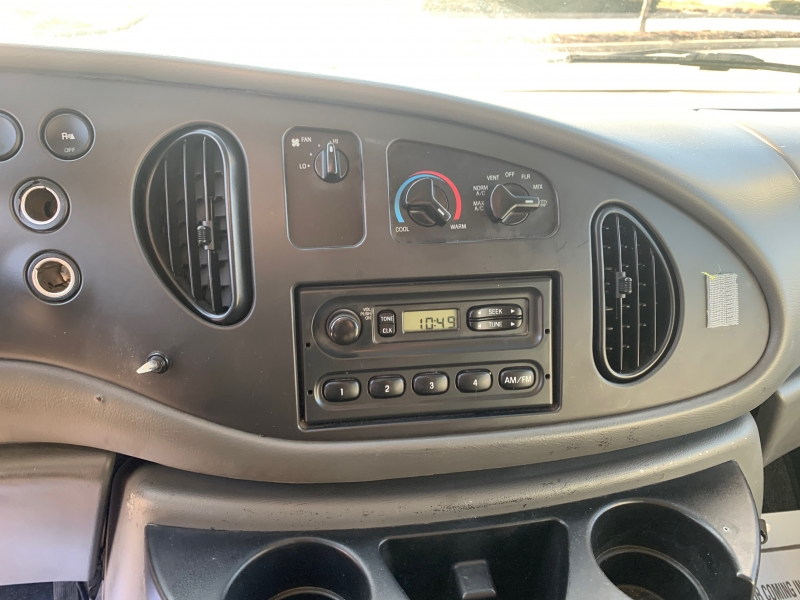 Ford Econoline Cargo Van 2008 price SOLD