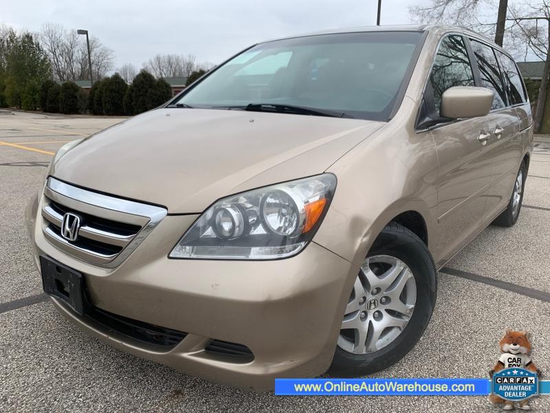 Honda Odyssey 2006 price SOLD