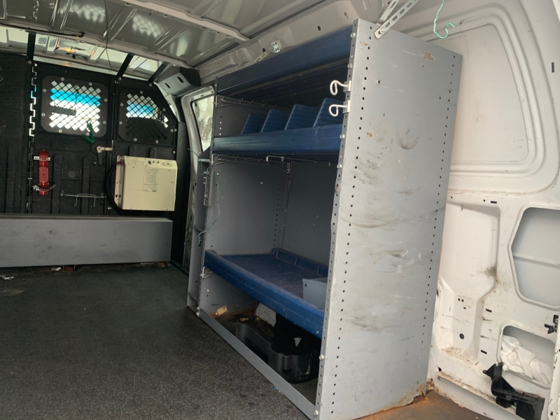 Ford Econoline Cargo Van 2008 price $5,495