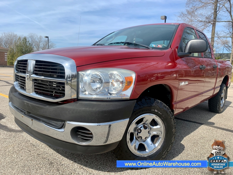 Dodge Ram 1500 2008 price SOLD
