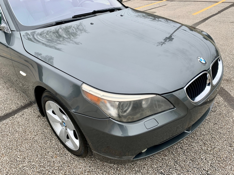 BMW 5-Series 2006 price SOLD