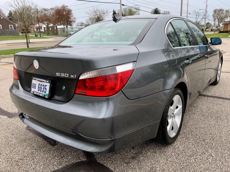 BMW 5-Series 2006 price $4,995