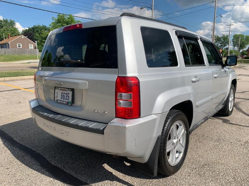 Jeep Patriot 2010 price SOLD