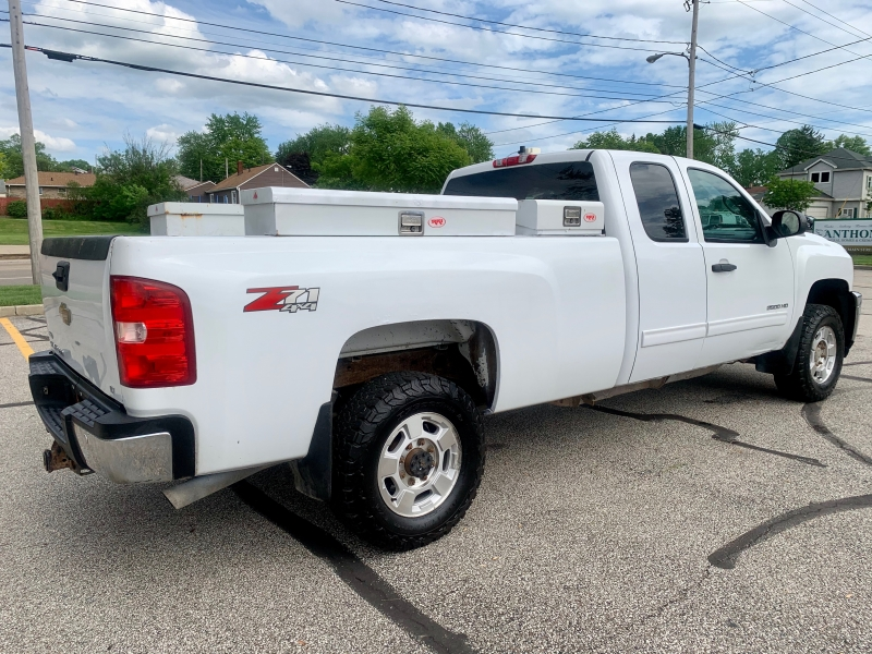 Chevrolet Silverado 2500HD 2012 price SOLD