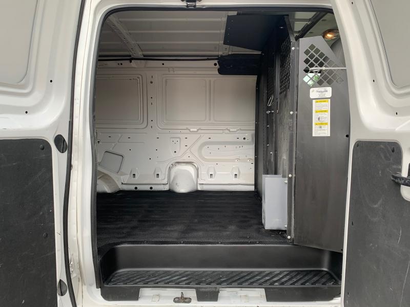 Ford Econoline Cargo Van 2013 price SOLD
