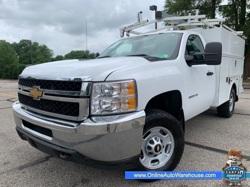 Chevrolet Silverado 2500HD 2013 price $10,995