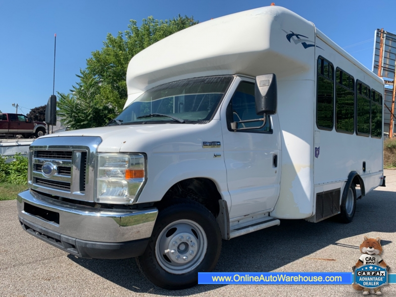 Ford Econoline Commercial Cutaway 2009 price SOLD