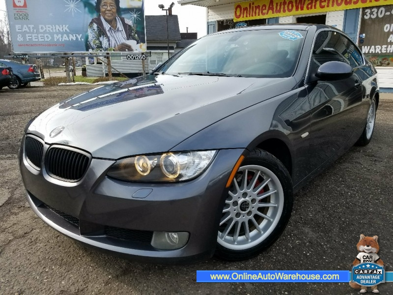 2007 Bmw 3 Series 328xi Awd 6 Speed Loaded Coupe