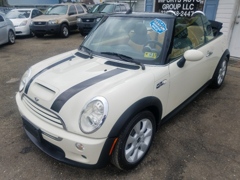 Mini Cooper Convertible 2006 price SOLD
