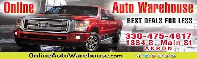 Online Auto Warehouse LLC. (330) 475-4817