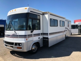 FORD 550 MOTOR HOME 1999