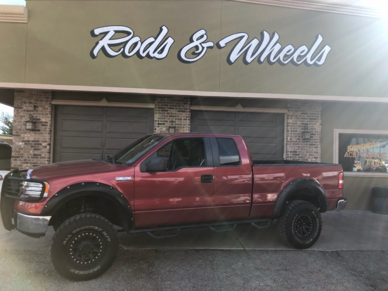 FORD F150 2008 price $10,950