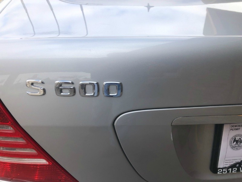 MERCEDES-BENZ S-CLASS 2001 price $7,950