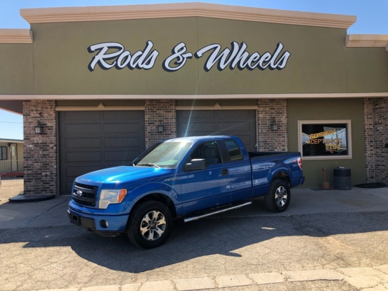 FORD F150 2013 price $13,950