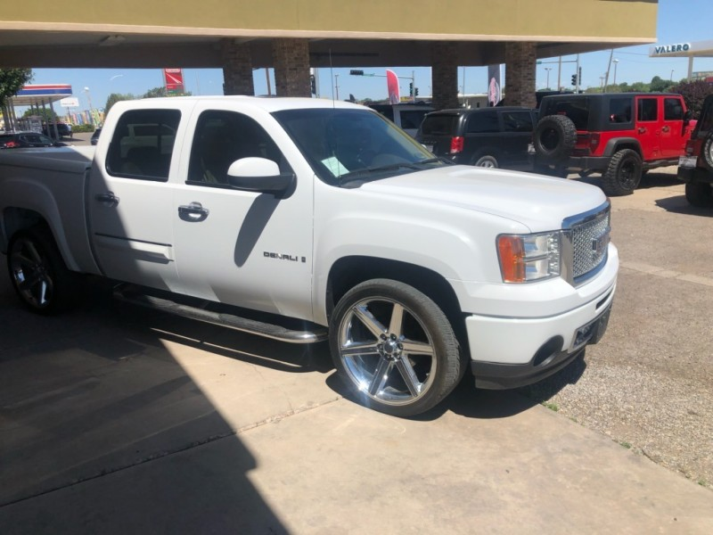 GMC NEW SIERRA 2008 price $14,950