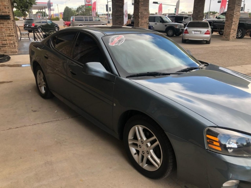 PONTIAC GRAND PRIX 2007 price $4,950