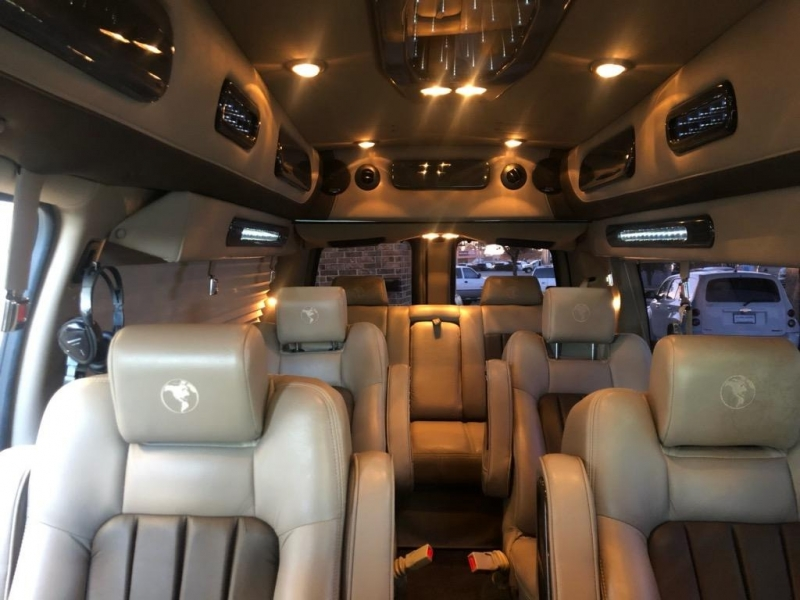 CHEVROLET EXPRESS G2500 2014 price $55,950