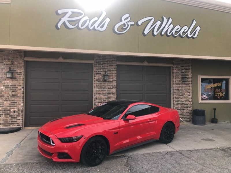 FORD MUSTANG 2016 price $24,950