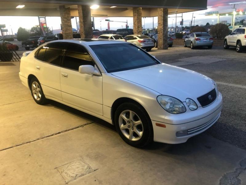 LEXUS GS 2002 price $5,950