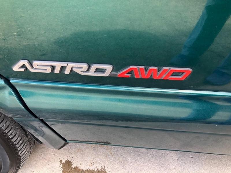 CHEVROLET ASTRO 1998 price $3,950