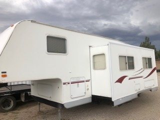 TERRY FIFTH WHEEL 2003 price $7,950