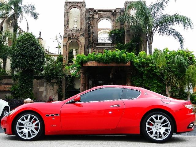 2009 Maserati GranTurism