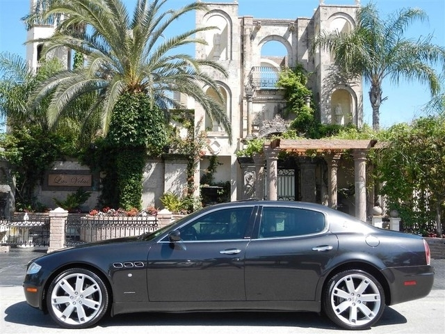 2007 Maserati Quattropor