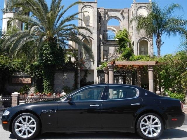 2006 Maserati Quattropor