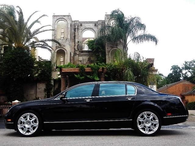 2013 Bentley Continenta