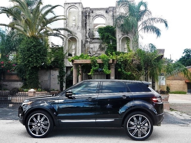 2012 Land Rover Range