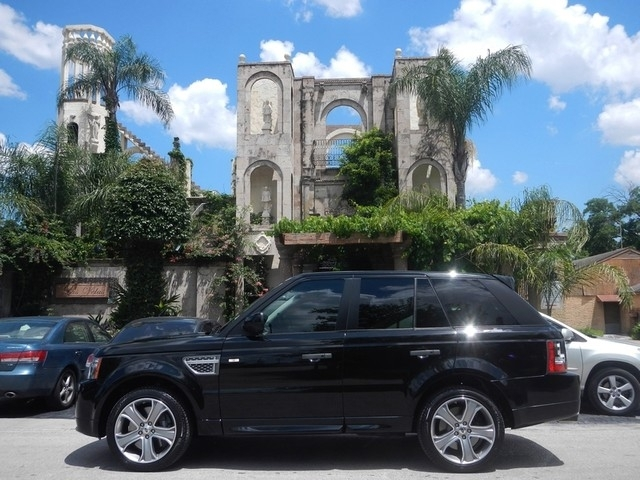 2011 Land Rover Range