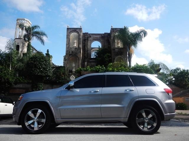 2015 Jeep Grand