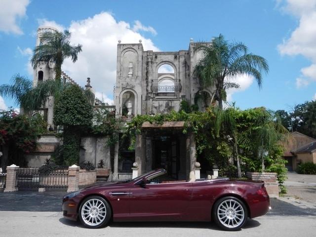 2006 Aston DB9