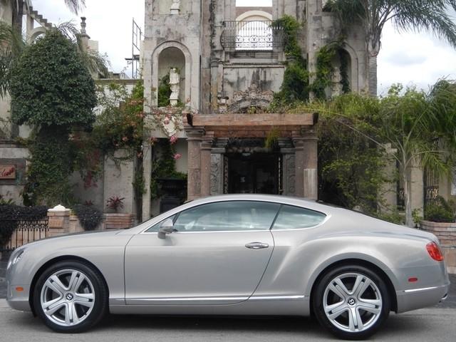 2012 Bentley Continenta