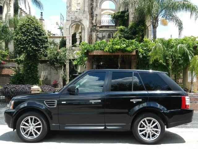 2009 Land Rover Range
