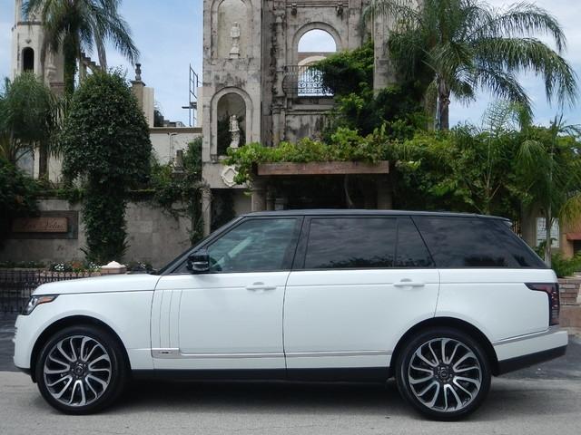 2016 Land Rover Range