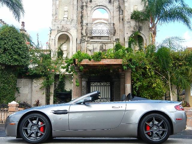2008 Aston Vantage