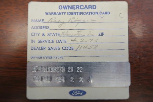 Mercury Cougar 1973 price $15,999