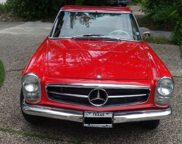 1965 Mercedes-B 230