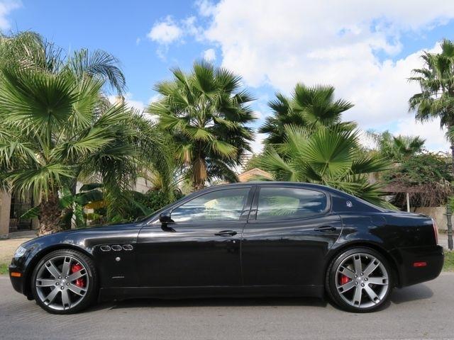 2008 Maserati Quattropor