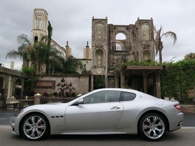 2011 Maserati GranTurism