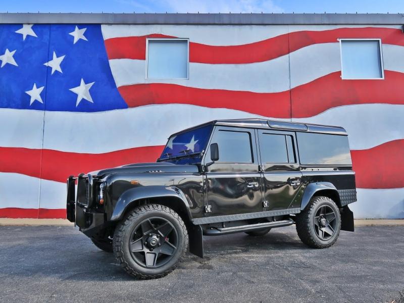Land Rover Defender 2015 price $119,999