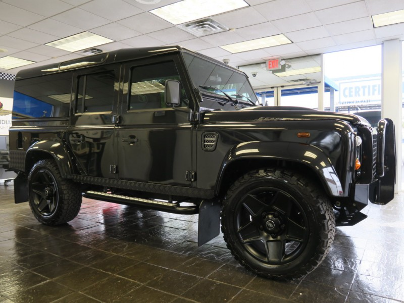 Land Rover Defender 2015 price $139,500